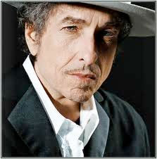 Bob Dylan - musican, singer and a famous lefty - famouslefties.com