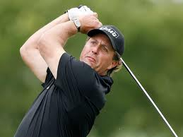 Phil Mickelson - famouslefties.com