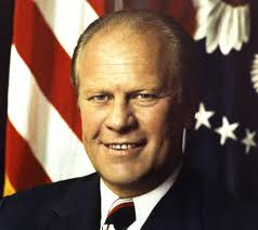 Gerald Ford - famouslefties.com