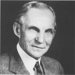 Henry Ford - famouslefties.com