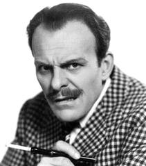 Terry Thomas - famouslefties.com