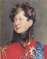 King George IV - famouslefties.com