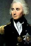 Admiral Lord Nelson - famouslefties.com