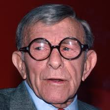 George Burns - famouslefties.com