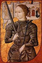 Joan of Arc - famouslefties.com