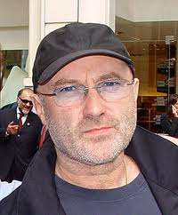 Phil Collins - famouslefties.com