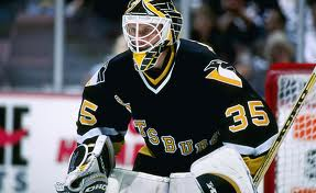Tom Barrasso - famouslefties.com